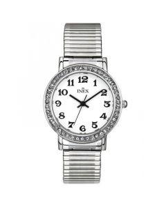 Flot Ladies Silver dameur fra Inex - A69410-1S0A