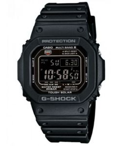 Stilfuldt G-Shock herreur fra Casio - GW-M5610-1BER