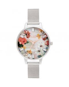 OB16BF32 fra Olivia Burton - Fint Dameur Sparkle Florals